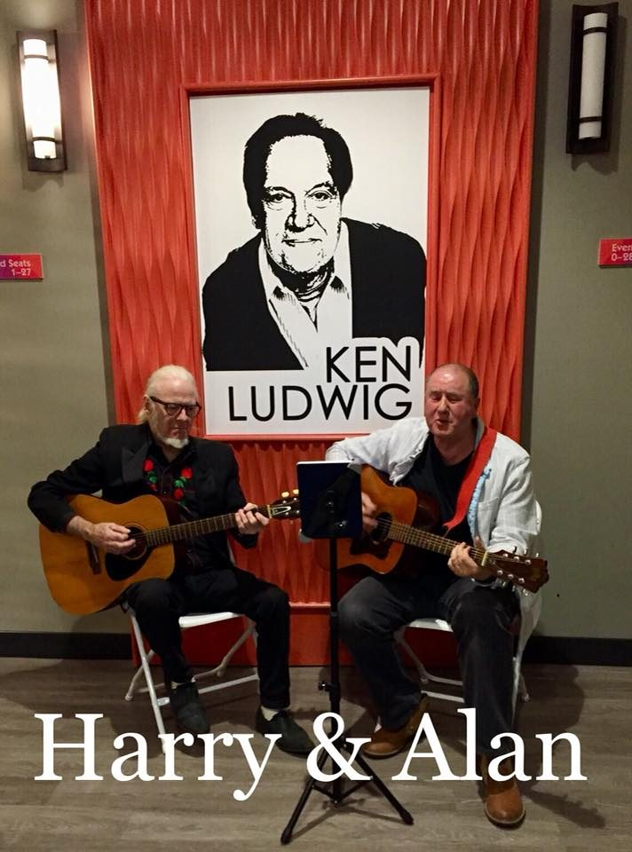 Harry and Alan Acoustic Duo