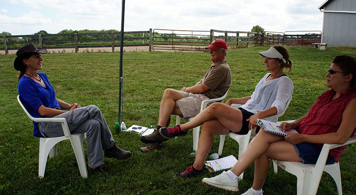 Atlantic Leadership Group Equine Facilitated Leadership Coaching
